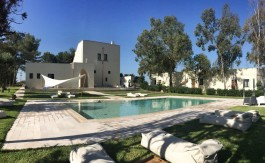 luxury villa salento