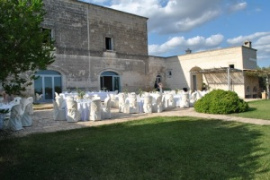rustic masseria wedding