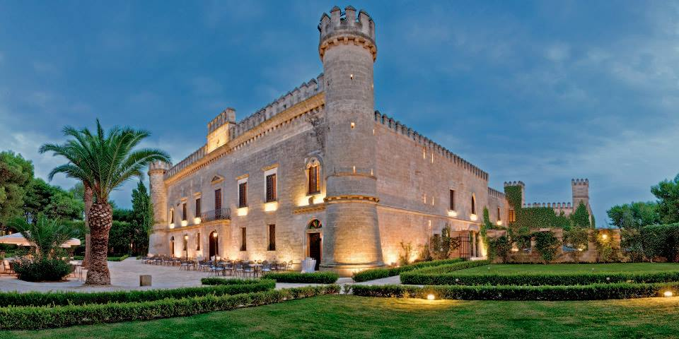 Luxury Wedding Venues In Puglia Medieval Castles